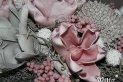 foambloemstuk roze 1