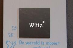 tekstbord spiegel 2 (30x30cm) € 17,50