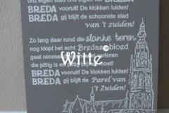 tekstbord Breda (60x40cm) € 35,00